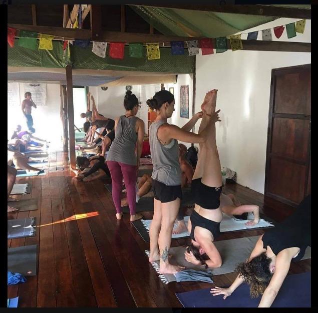 Greenspoon yoga - Mysore style